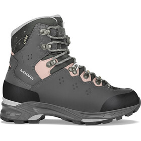 Lowa Lavena II GTX Shoes Women anthracite/rose
